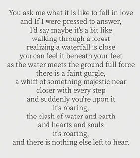 fall in love, quotes and us