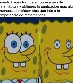matematicas, examn and meme