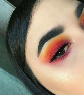 eyes, makeup and makeup idea