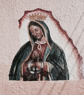 virgin, painting and guadalupe