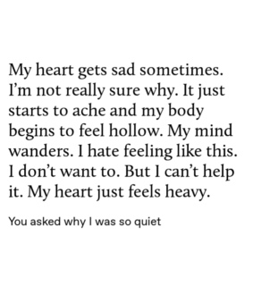 alone, heavy heart and lonely