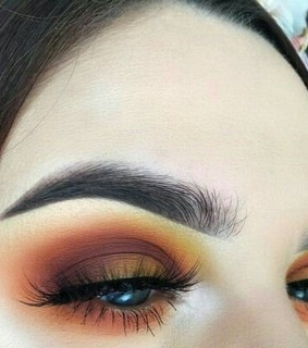 brown makeup, makeup inspiration and girl