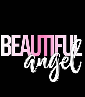 cute, text pink and overlays