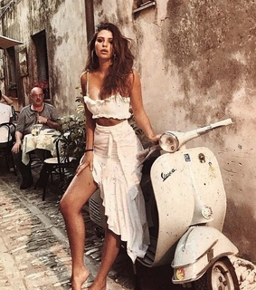 italy, dress and vintage