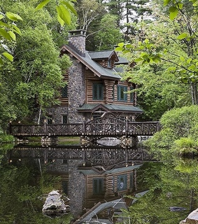 dream house, peace and peace and quiet
