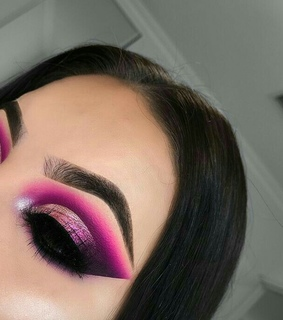 idea maquillaje, face and eyes