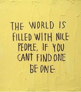 positive, kindness and quote