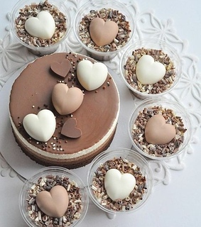 dulce, postre and love
