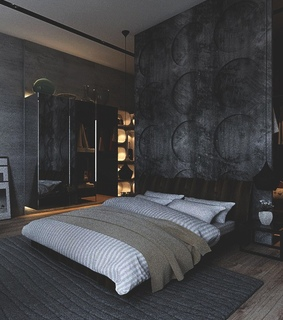 inspiration, home and bedroom