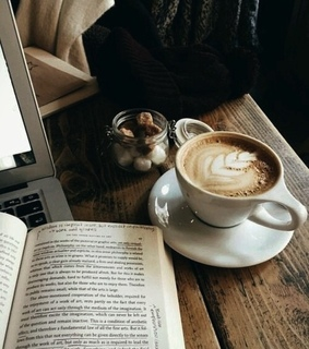 latte, coffee time and caffeine