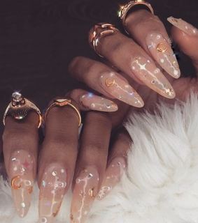 claws goal, inspo acrylic and tumblr inspiration