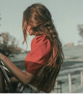 girls, hair and vintage