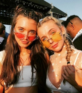 palm springs, hair inspo and coachella 2019