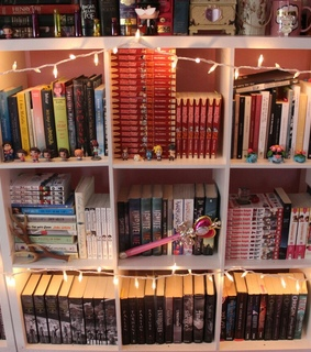 books, series and stories