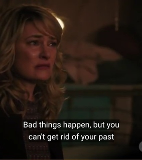 past, sad and tv quotes