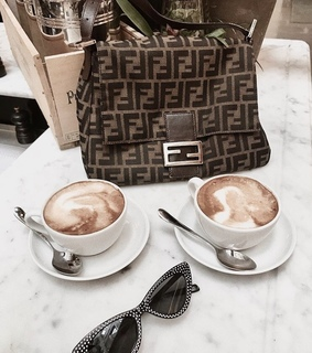 cafe, coffee and aesthetic