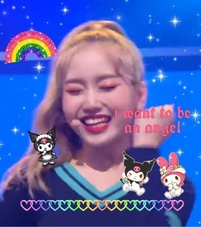 gowon edit, loona and park chaewon