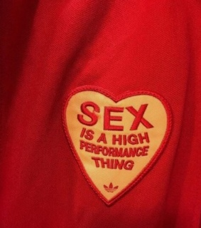 sex, red and sports