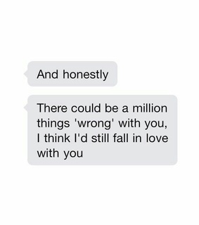 cute, text and love