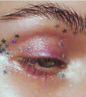 glitter, aesthetic and photography