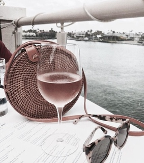 water, chill and wine
