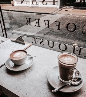 coffee, morning and cafe