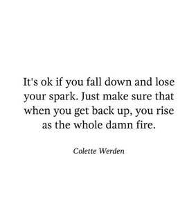 quote, you and fire