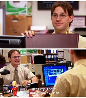 michael, pam and quotes