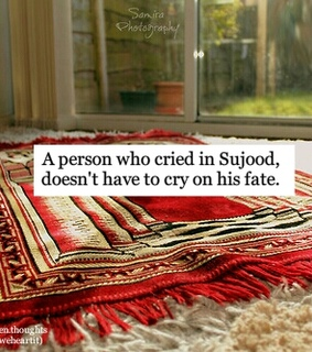 salah, best quotes and sujood