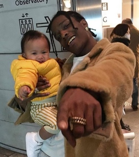 baby, asaprocky and aap