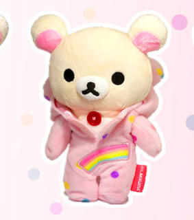 rainbow, sanrio and theme
