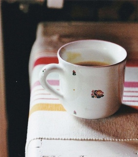 simple vintage, simply and cup