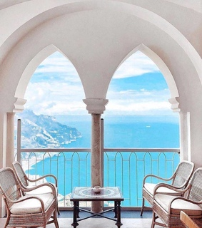 traveling, italy and sea