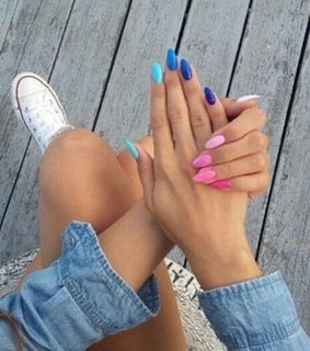 girls inspo, perfect inspiration and nail inspo