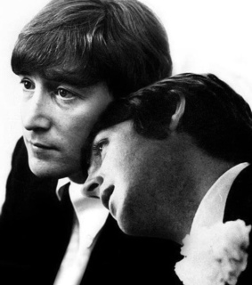 paul mccartney, 60s and mclennon