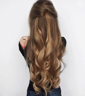 curles, beautiful and curly hair