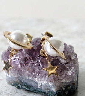 aesthetic, charms and crystal