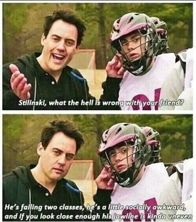 lacrosse, dylan obrien and socially awkward
