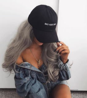 silver, jean jacket and inspiration