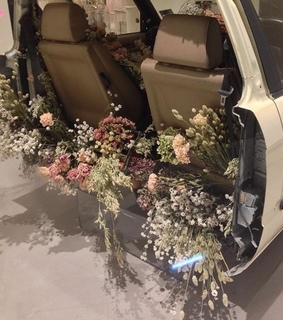 vintage, soft pale and flowers