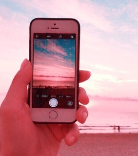 tumblr, scenic and iphone