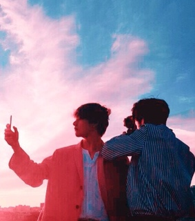 tumblr, scenic and jungkook