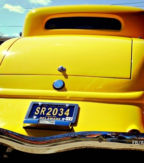 yellow cars, street rod and hot rod