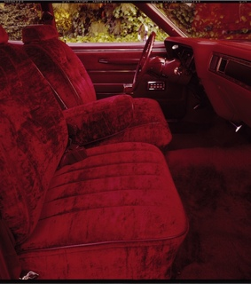 steering wheel, suede and seats