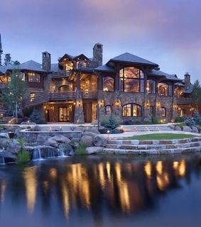 luxury, mansion and luxurious