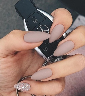 Nude, cool and glitter