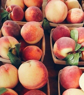 peaches and good