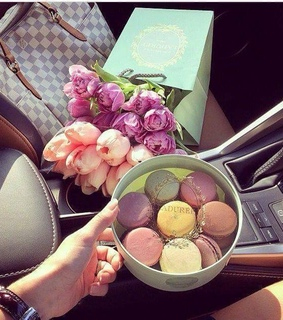 france, laduree and shopping