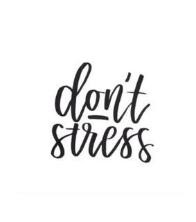 breathe, busy and don't