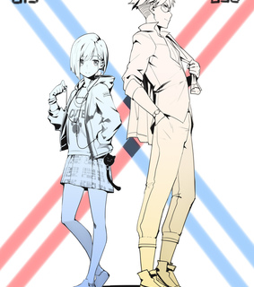 anime boy, anime and darling in the franxx